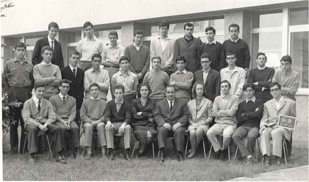 A.A. 1965 / 1966 | Classe III B