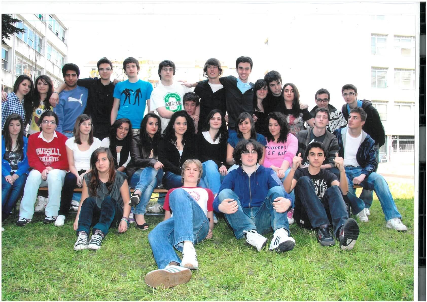 A.A. 2009 / 2010   Classe III C