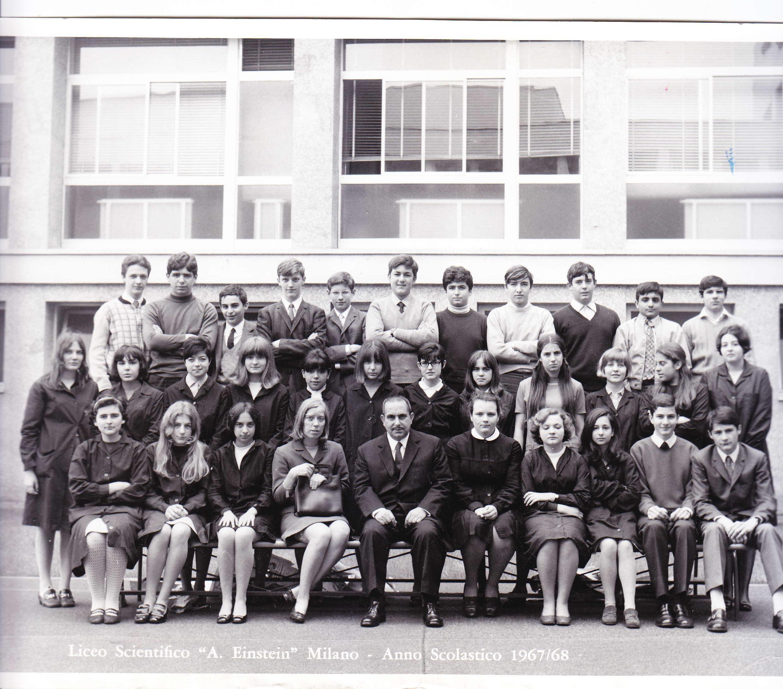 A.A. 1967 / 1968 | Classe V B